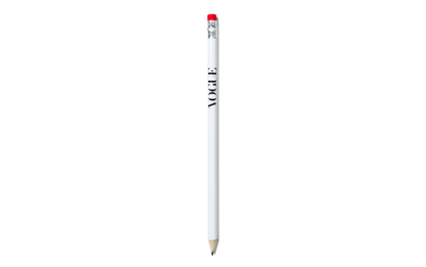Branded promotional pencil